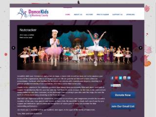 Dance Kids of Monterey County
